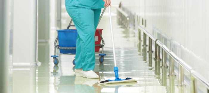 Healthcare Cleaning Services